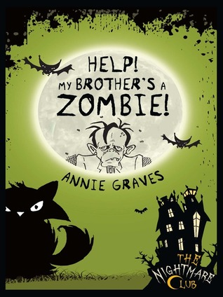 Mini Reviews: Help My Brothers a Zombie! by Annie Graves and Guinea Pigs Online: Viking Victory by Jennifer Gray & Amanda Swift