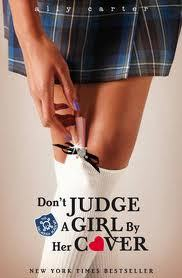 Don't Judge a Girl by her Cover – Ally Carter