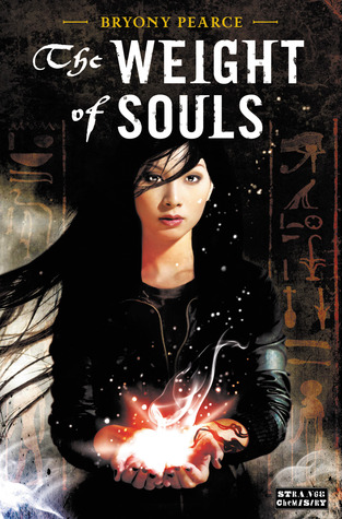 The Weight of Souls – Bryony Pearce
