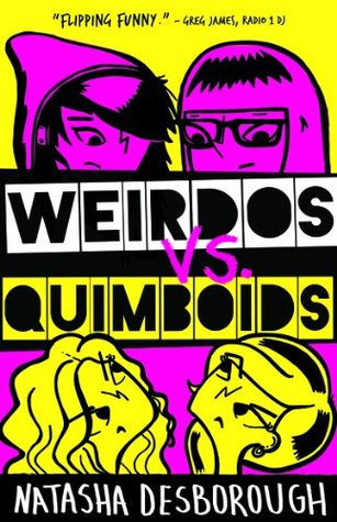 Weirdos Vs Quimboids – Natasha Desbough