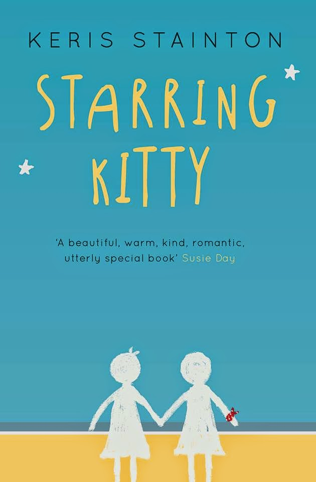 Cover Reveal: Starring Kitty by Keris Stainton