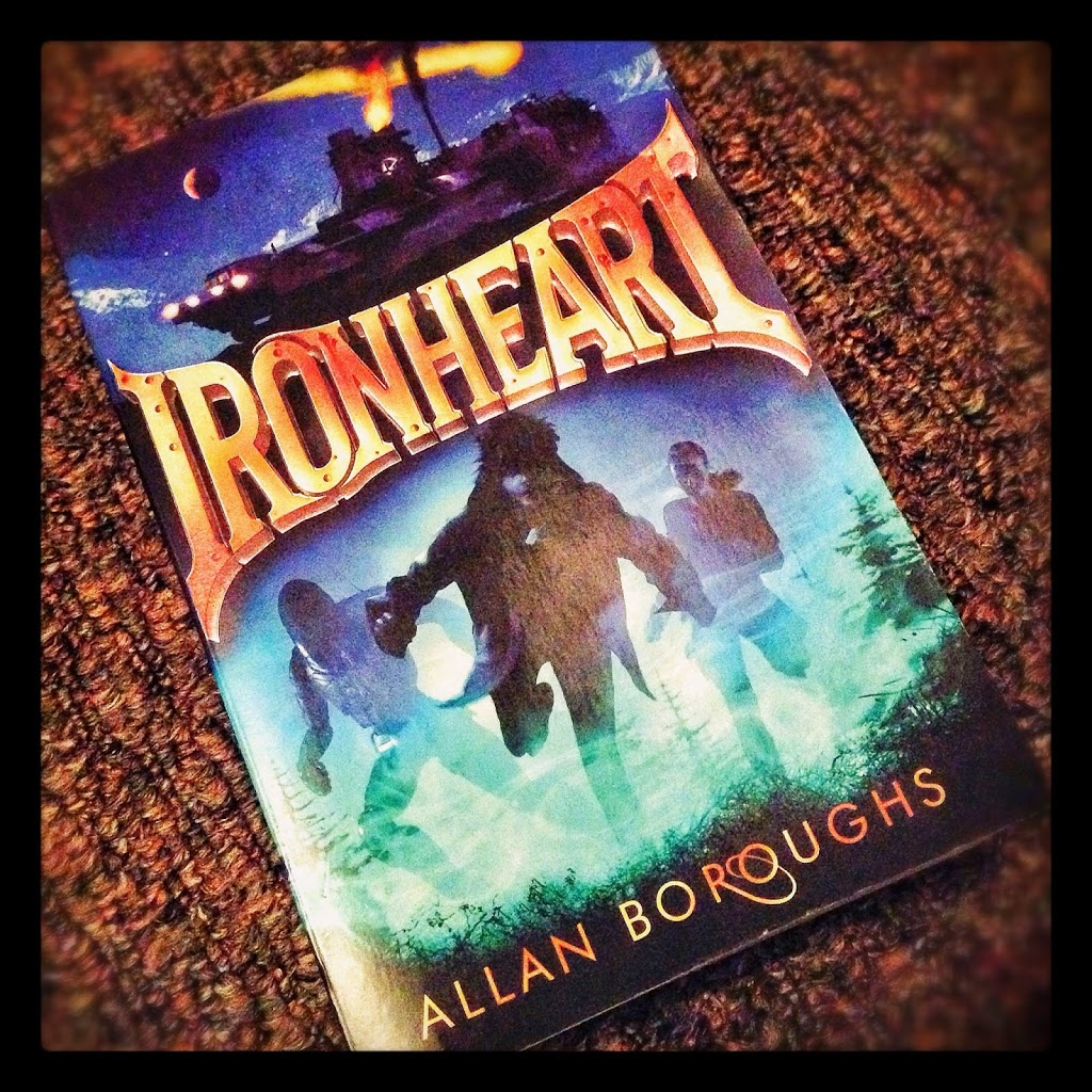 Ironheart – Allan Boroughs