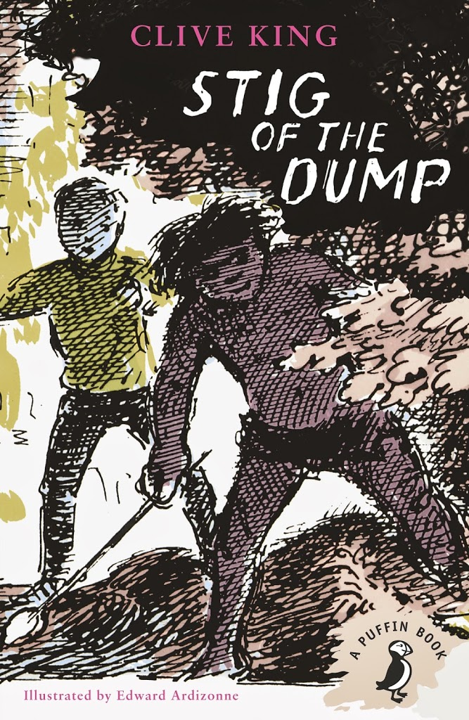 Celebrating the Classics: Stig of the Dump Extract