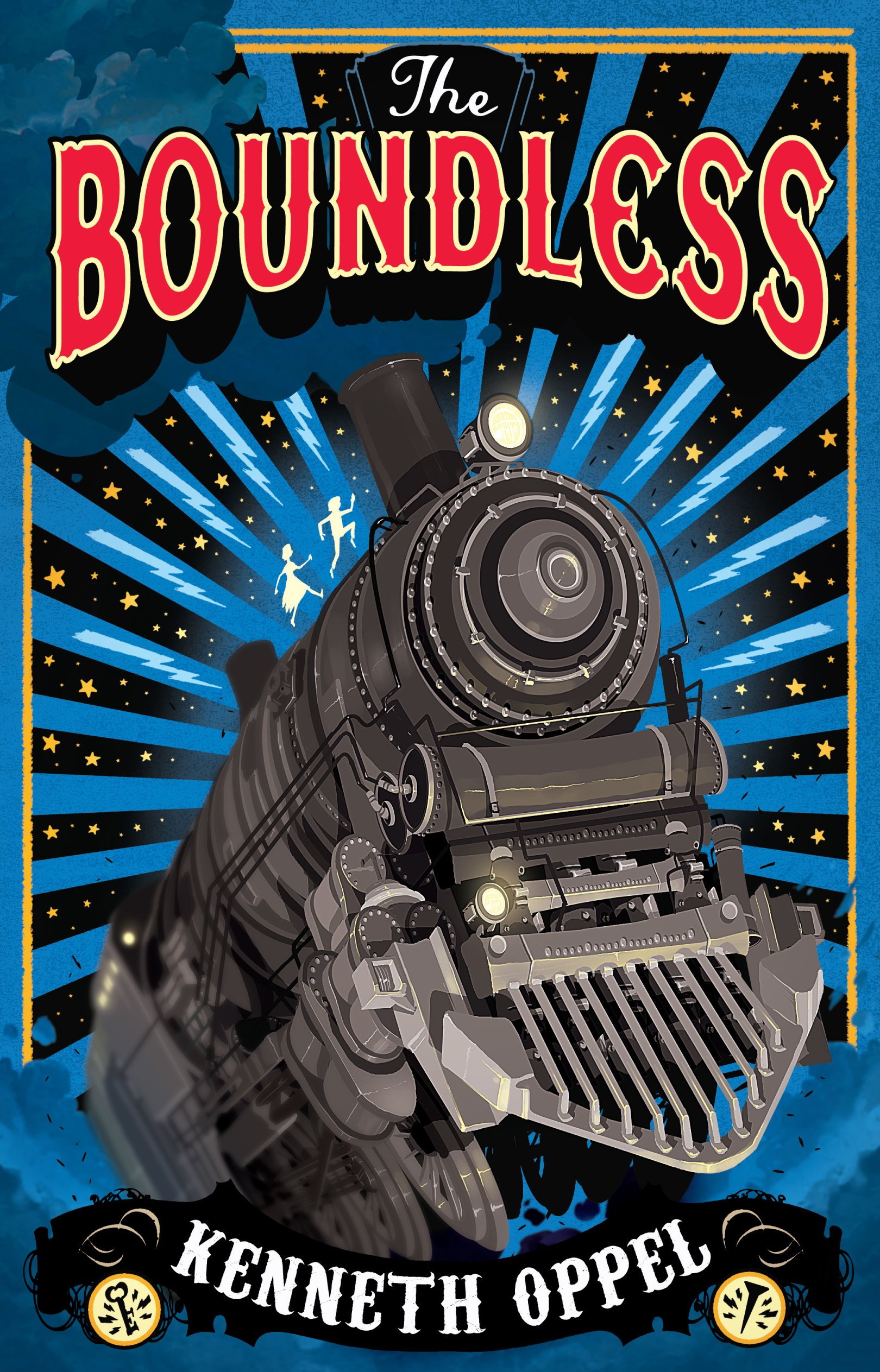 The Boundless – Kenneth Oppel